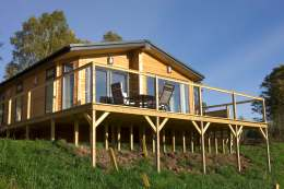 Great self-catering accommodation near Inverness - Click for larger version